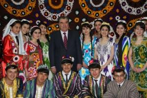Народ Таджикистана