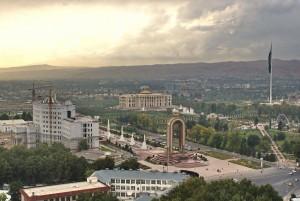 Фото г. Душанбе
