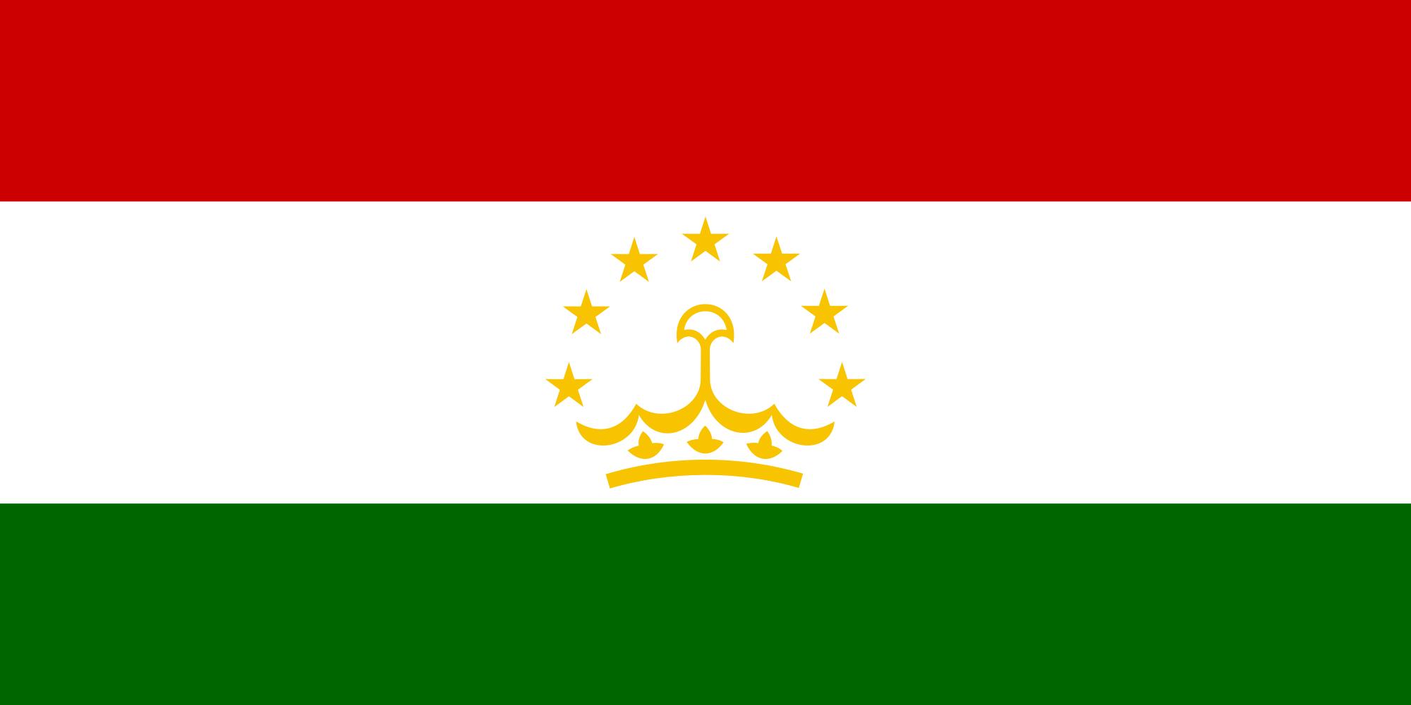 Флаг Таджикистана фото анимационный