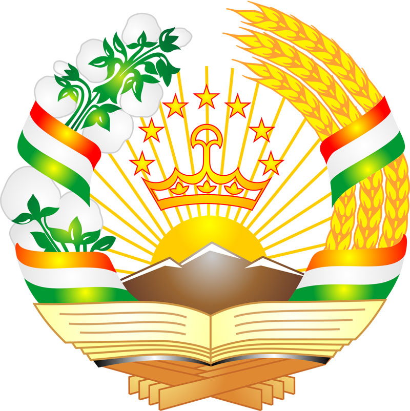 фото герб точикистон