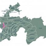 Районы и города Таджикистана