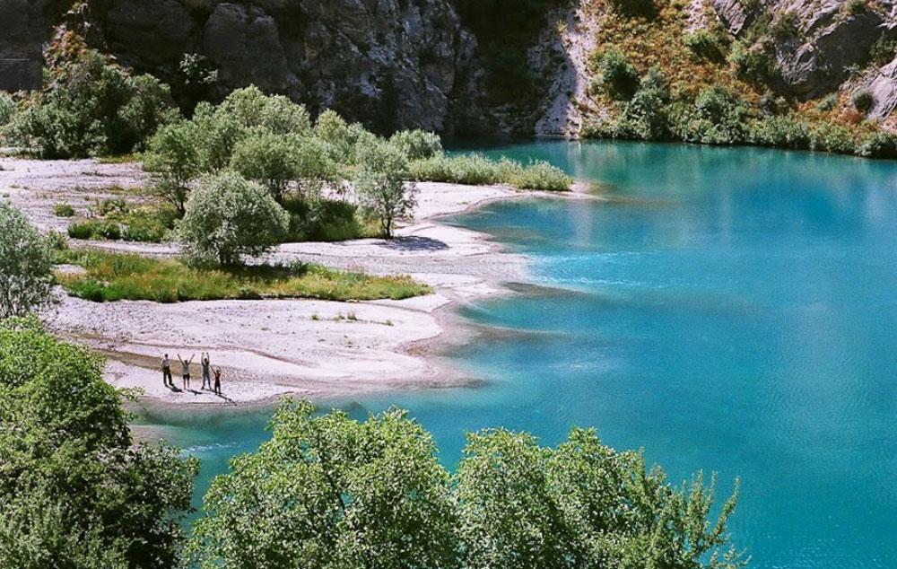 Озеро шахринав