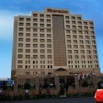 Гостиница Шератон в Душанбе