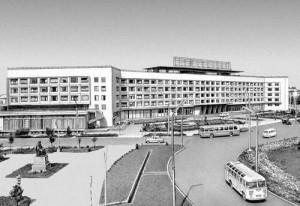 Гостиница Душанбе 1962