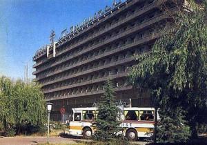Гостиница Интурист 1968г.