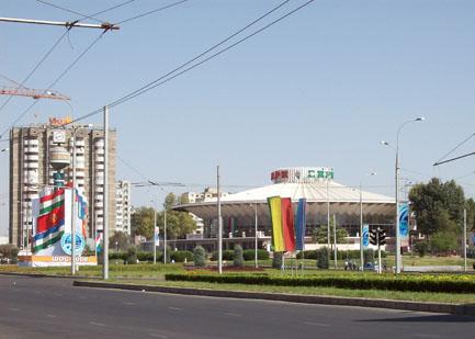 Цирк Душанбе (Таджикистана)