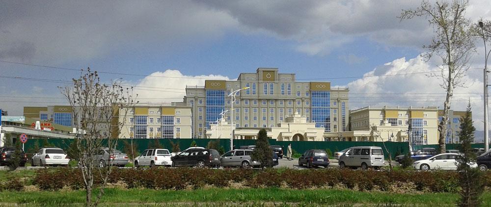 Госпиталь Душанбе