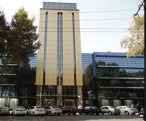 Головной офис Ориенбанк