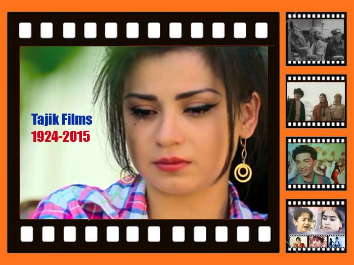 Таджикские фильмы - старые и новые