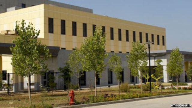 Посольство США в РТ
