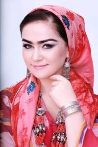 Таджикские платки