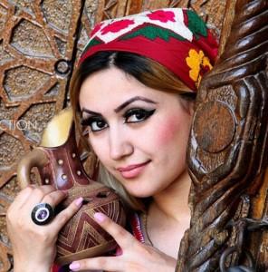 Солидные Таджички