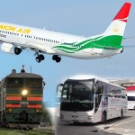 Москва — Душанбе: Билеты на самолёт, поезд, автобус и др.