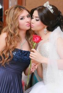 Невеста Таджичка
