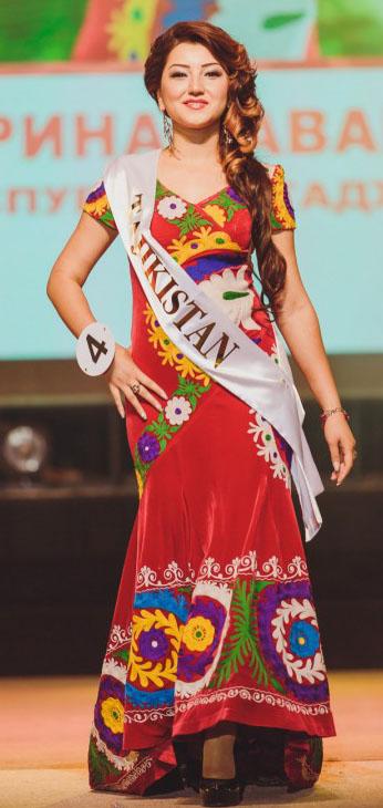 Miss Tajikistan