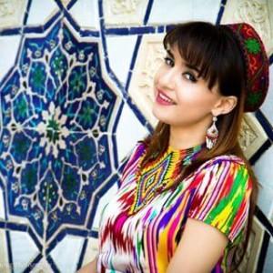 Atlas Dress tajik