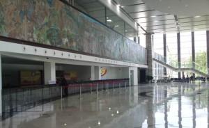 Терминал автобусов г. Душанбе