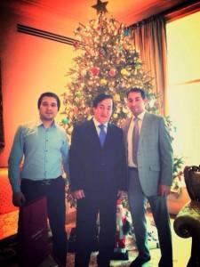 Отец , Я и Брат