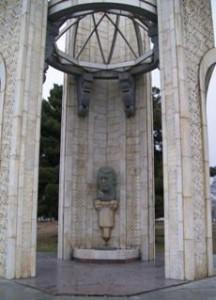 Памятник в Лучеб