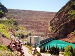 Нурек ГЭС
