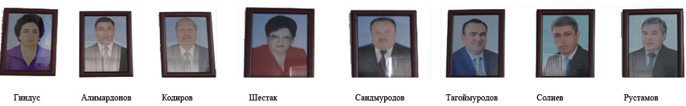 Руководители Агроинвестбанка за историю