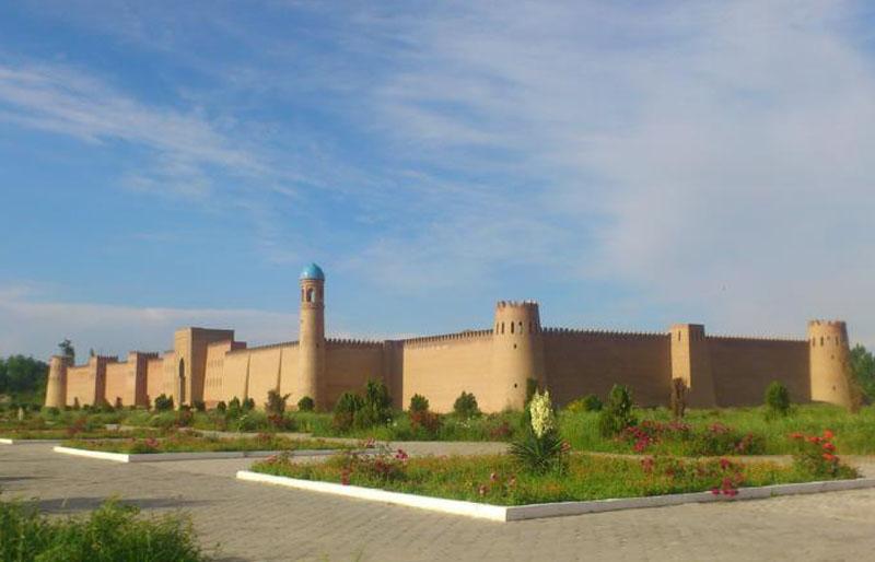 Hulbuk (Old Kulyab) XII century.