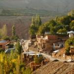 Горы Заравшана