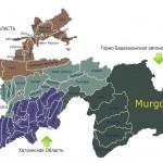 Карта (Харита) Мургаб
