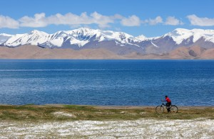Photo of  Karakul lake