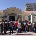 Посольство России в Таджикистане