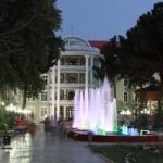 Бахористон — Санаторий Таджикистна