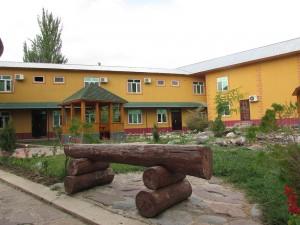 Санаторий в Рогуне