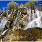 Фото Водопада Сарихосор в Таджикистане