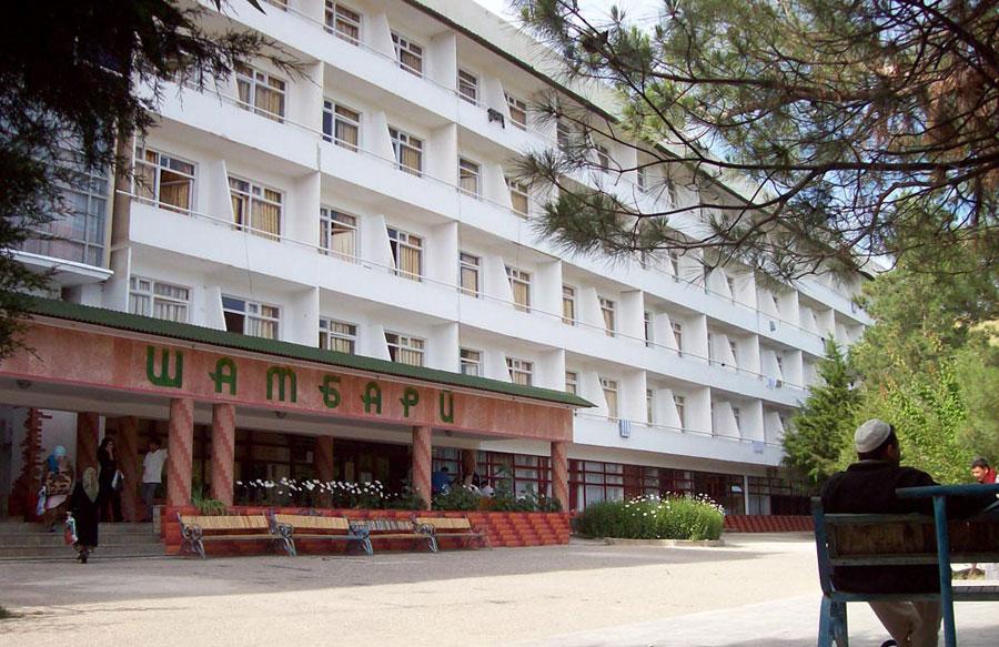 Санаторий Шамбари фото