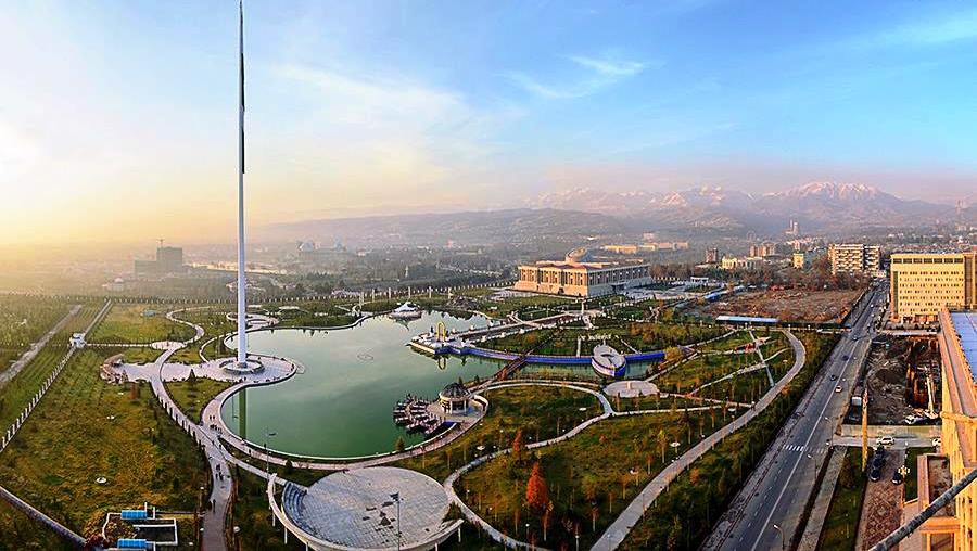 Photo Dushanbe today