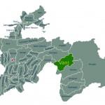Ванч (Вандж) — район в Таджикистане