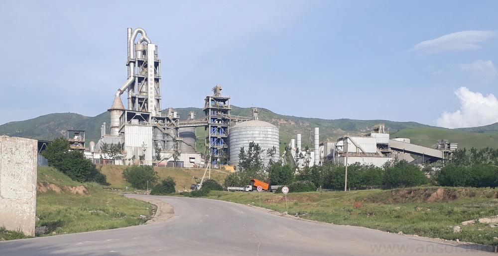 Цементзавод Хуаксин Гаюр