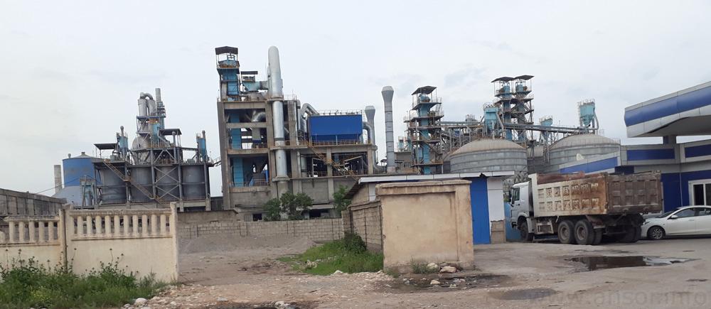 Завод Моир цемент