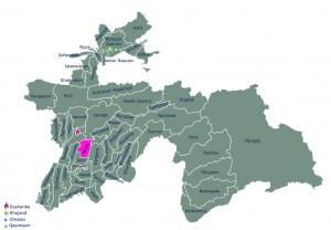 Яванский район на карте (Харита)