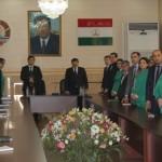 Зал заседания Амонатбанк