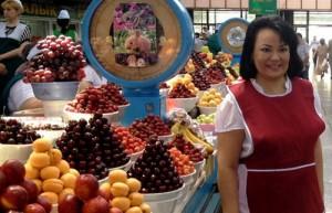 Цены на рынках Казахстана
