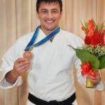 Расул Бокиев – таджикский дзюдоист