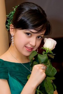 Photo -The most beautiful girl Uzbechka