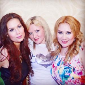 Russian girls in Tashkent