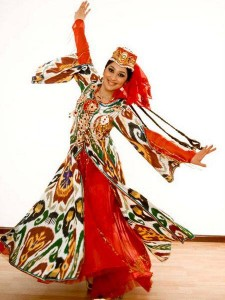 Photo uzbek Dance