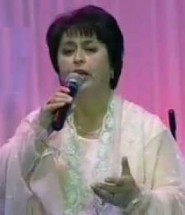 Певица Хосияти Зарафшони