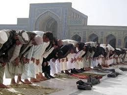 Намаз в Праздник Рамадан