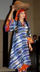 Платье в стиле исторической