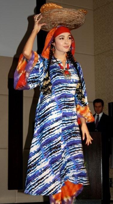 Tajik Dress National