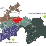 Карта Рашт